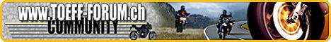 Das Motorrad und Töff-Forum der Schweiz